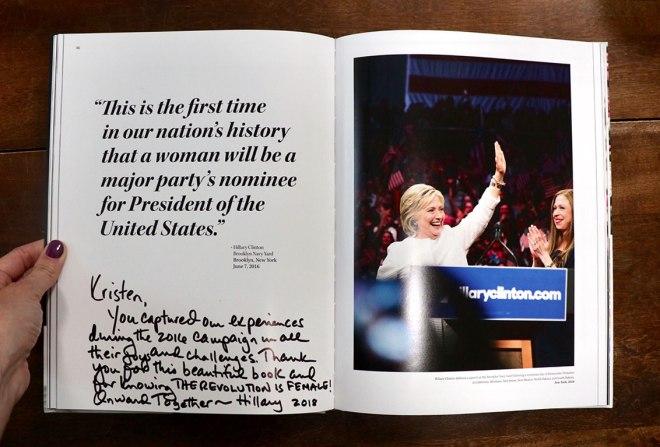 Hillary-Book